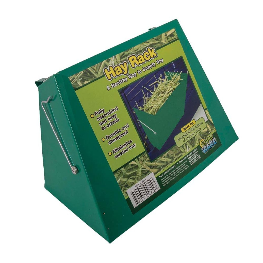 """View larger image of Hay Rack - 9.25x4.75x6.25"""""""