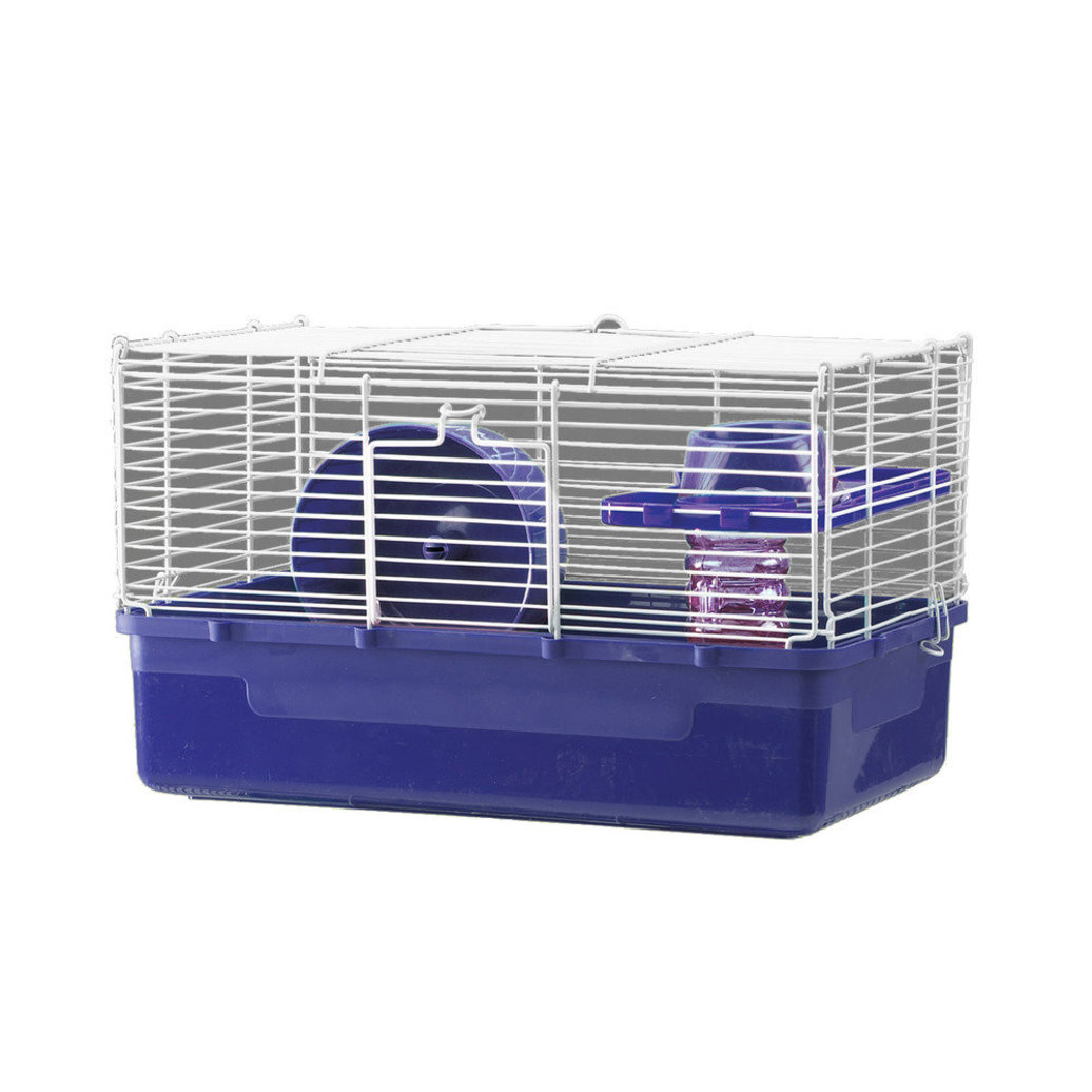 View larger image of Small Animal Cage, Home Sweet Home, 1 Story Hamster - 15.5x9.5x9.25""