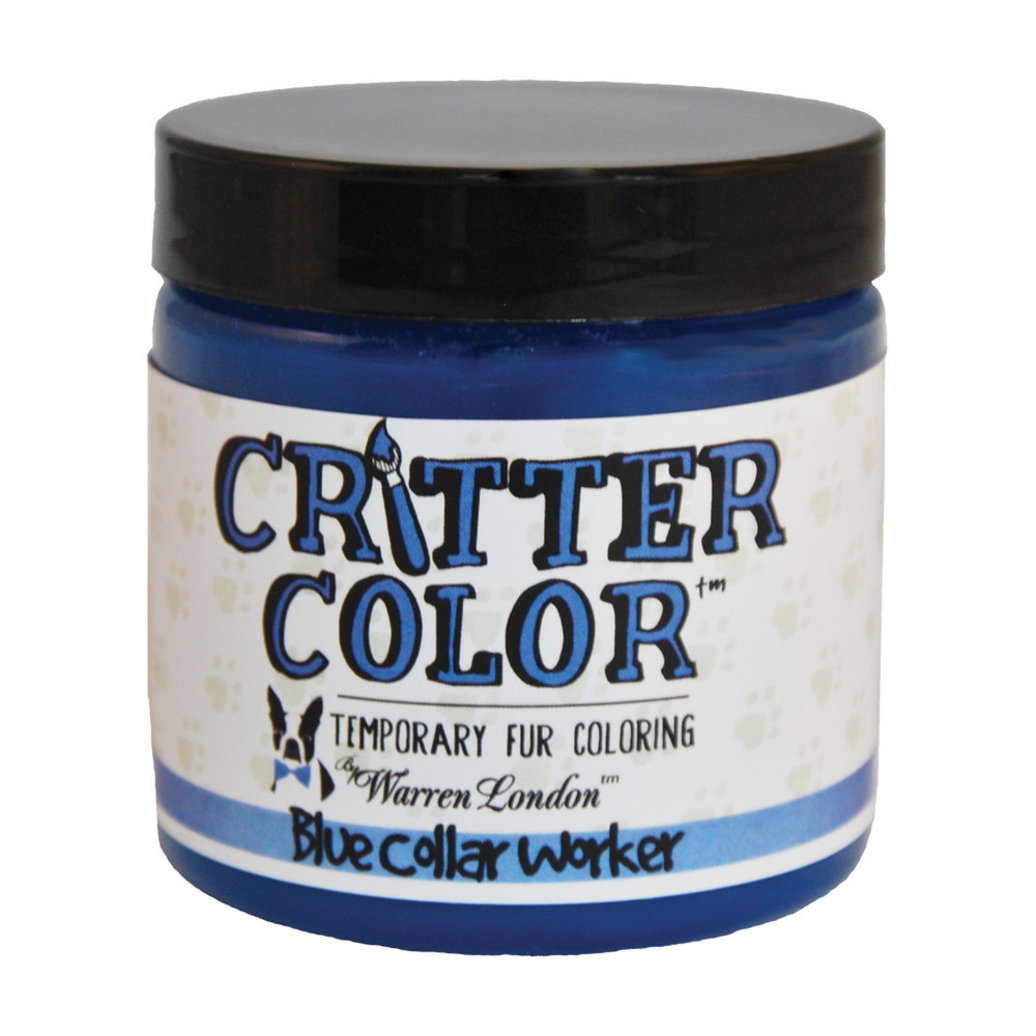 View larger image of Fur Coloring - Blue Collar Worker - 4 oz