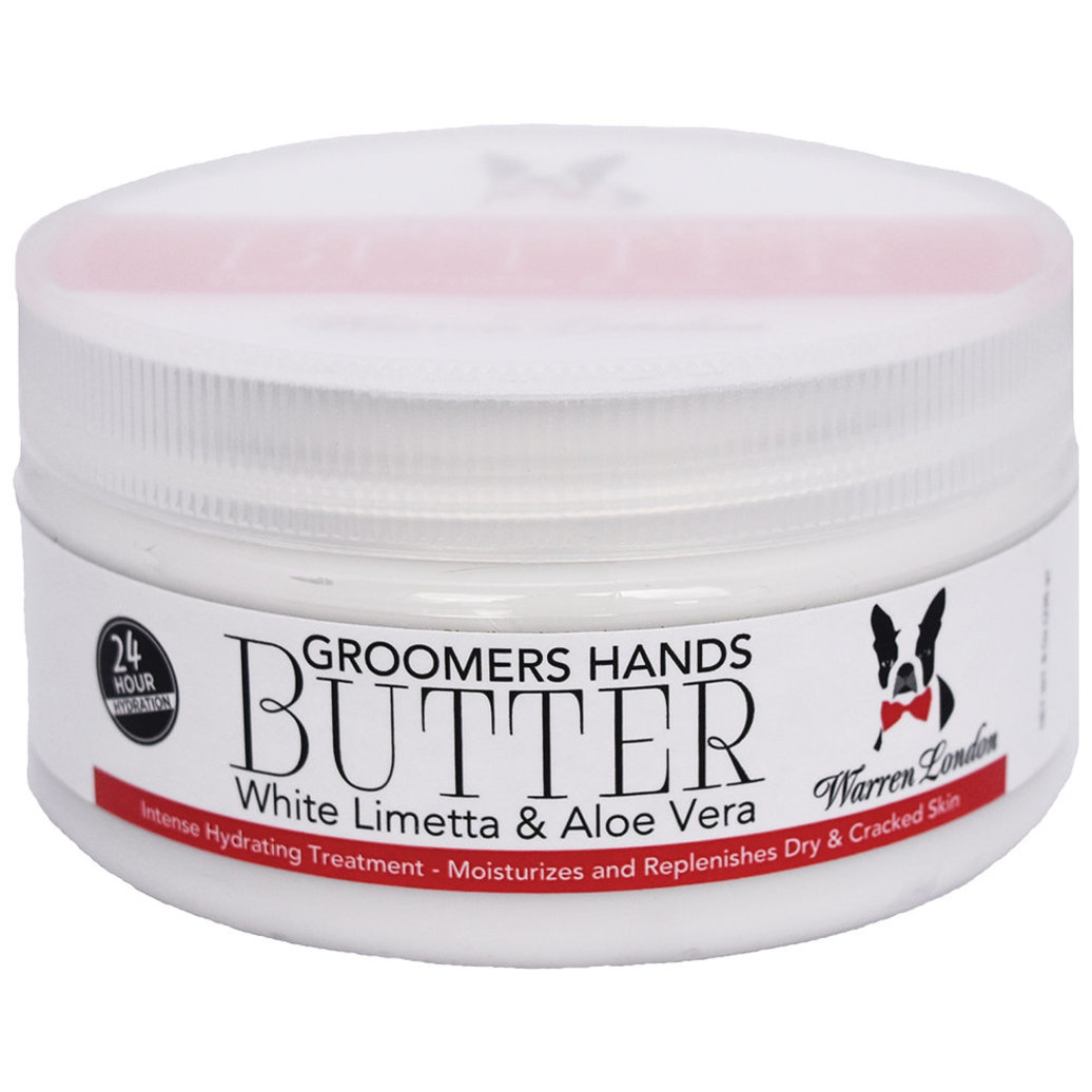 View larger image of Groomers Hand Butter - 8 oz