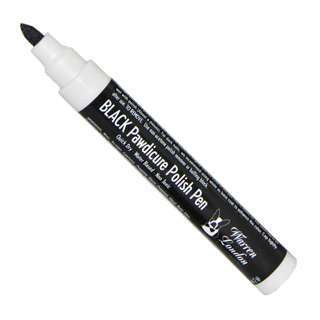 View larger image of Pawdicure Polish Pen - Black - 16 oz