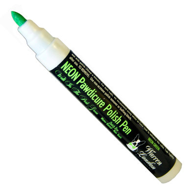 Pawdicure Polish Pen - Neon Green - 16 oz