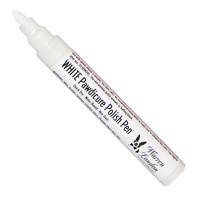Pawdicure Polish Pen - White - 16 oz