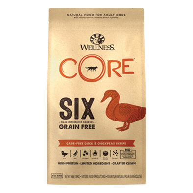 Wellness, Adult - Core Cage Free Duck