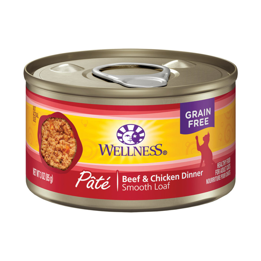 View larger image of Canned Cat Food, Complete Health, Beef & Chicken