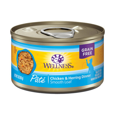 Canned Cat Food, Complete Health, Chicken & Herring