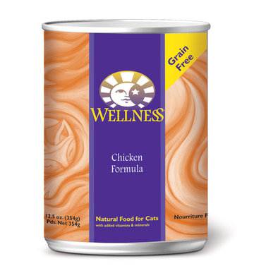 Canned Cat Food, Complete Health, Chicken