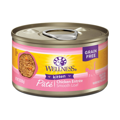 Canned Cat Food, Complete Health, Kitten - 3 oz