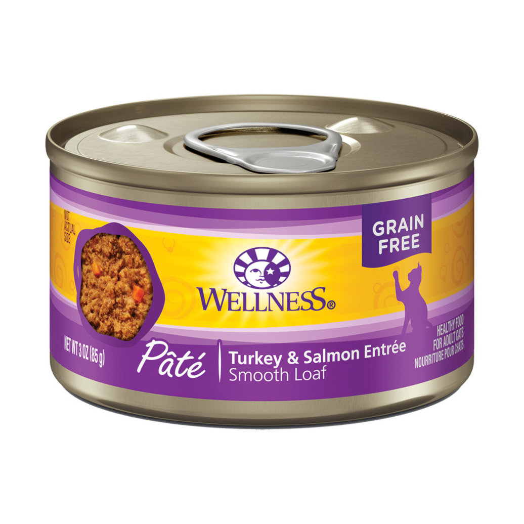 View larger image of Canned Cat Food, Complete Health, Turkey & Salmon