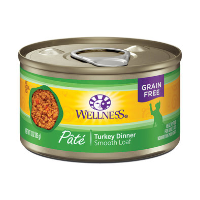 Canned Cat Food, Complete Health, Turkey