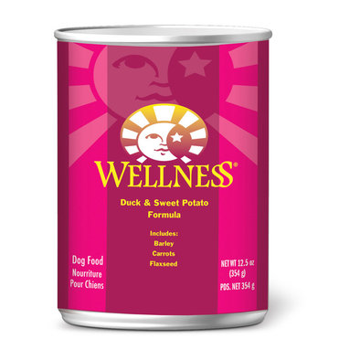 Canned Dog Food, Complete Health, Duck & Sweet Potato