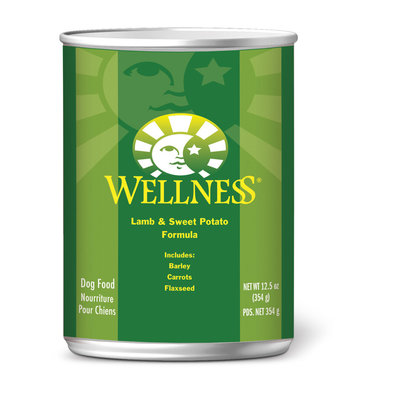Canned Dog Food, Complete Health, Lamb & Sweet Potato