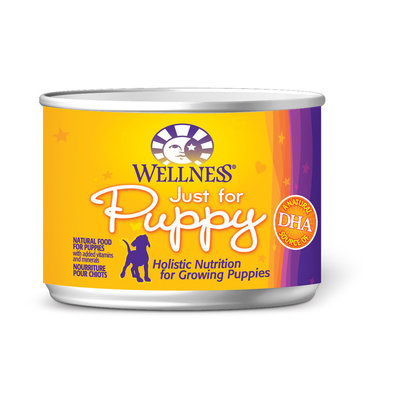 Canned Dog Food, Complete Health, Puppy