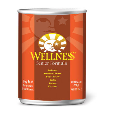 Canned Dog Food, Complete Health, Senior