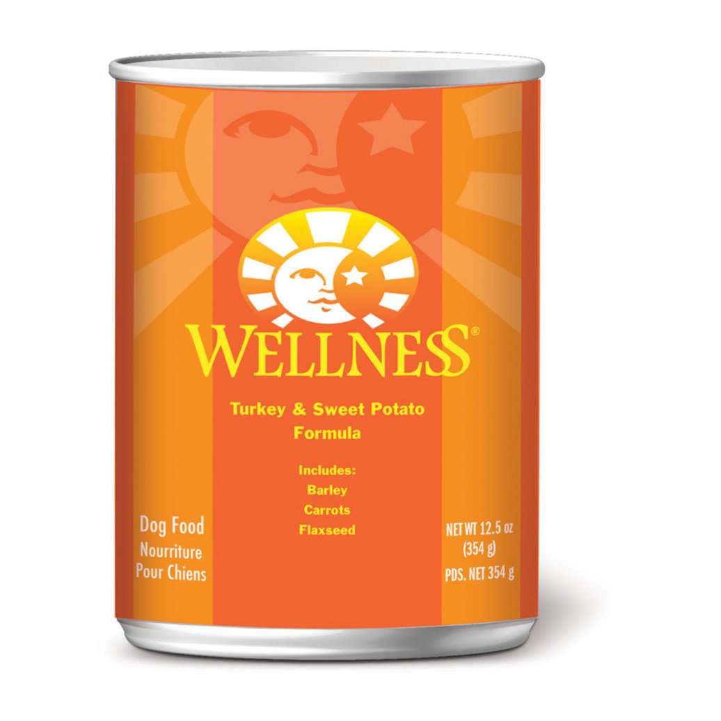 View larger image of Canned Dog Food, Complete Health, Turkey & Sweet Potato