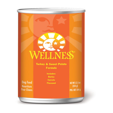 Canned Dog Food, Complete Health, Turkey & Sweet Potato