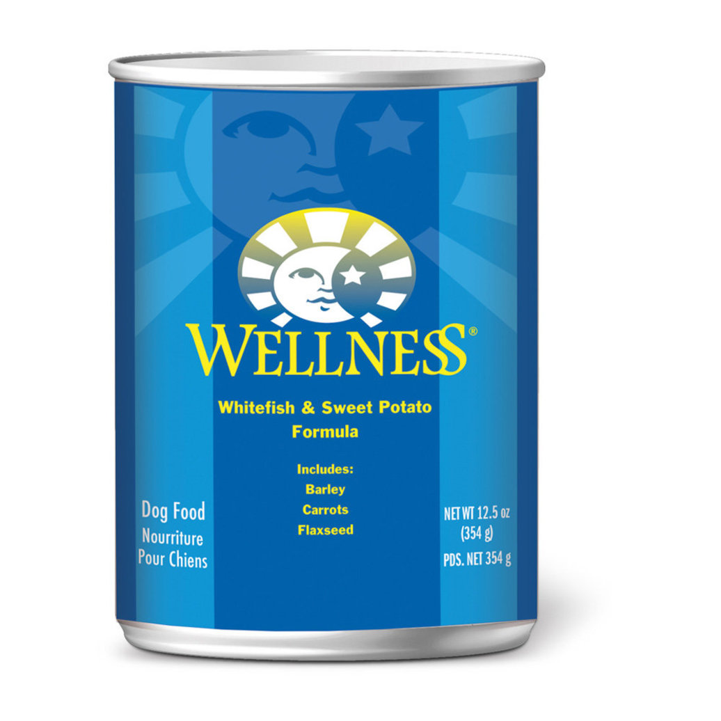 View larger image of Canned Dog Food, Complete Health, Whitefish & Sweet Potato