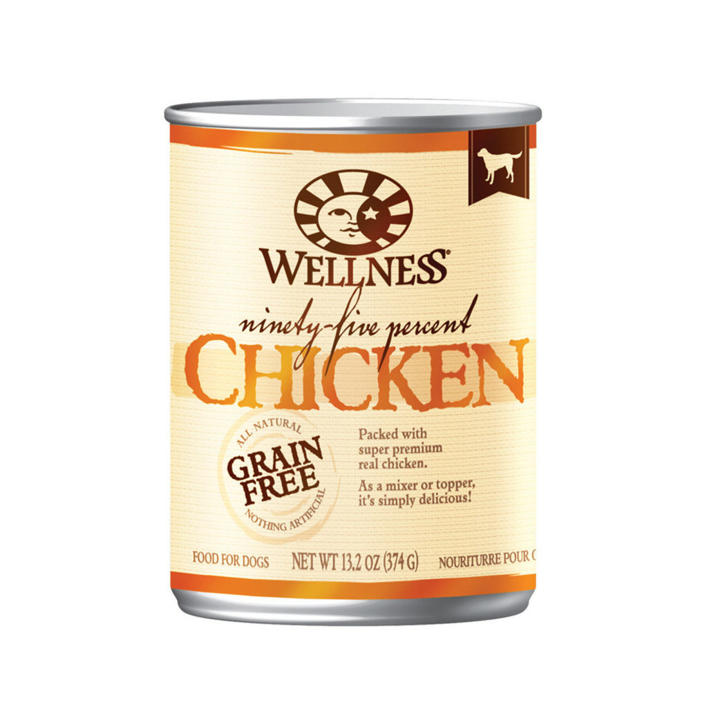 View larger image of Canned Dog Food, Mixers & Toppers, 95% Chicken - 13 oz
