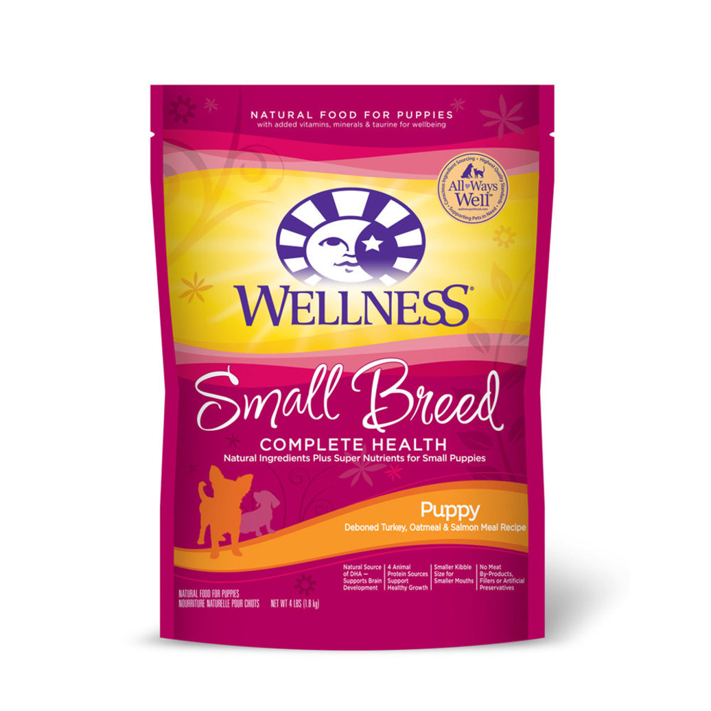 View larger image of Complete Health Small Breed, Puppy Turkey, Oatmeal & Salmon - 4 lb
