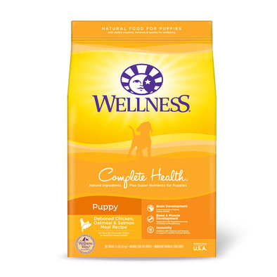 Complete Health Puppy with Deboned Chicken, Oatmeal & Salmon Meal