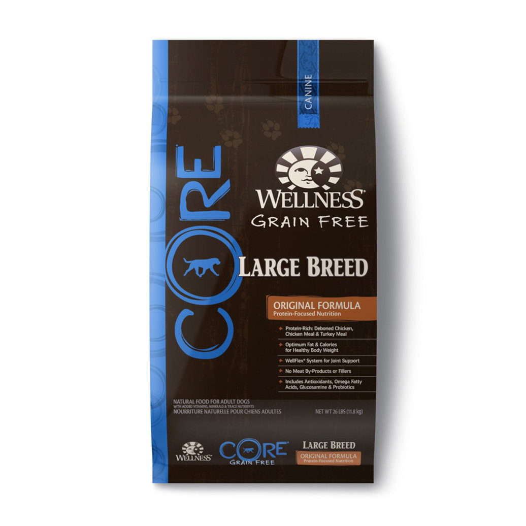 View larger image of Core, Grain Free Large Breed - 26 lb