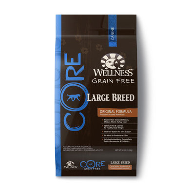 Core, Grain Free Large Breed - 26 lb