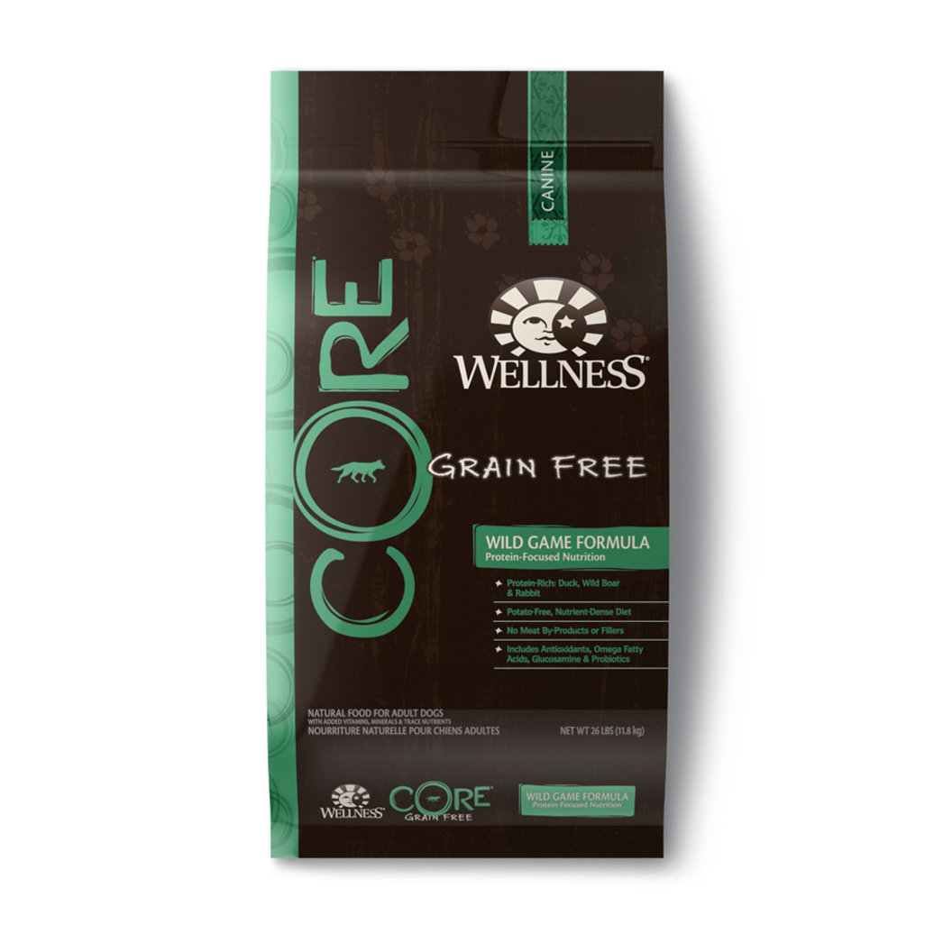 View larger image of Core, Grain Free Wild Game - 26 lb
