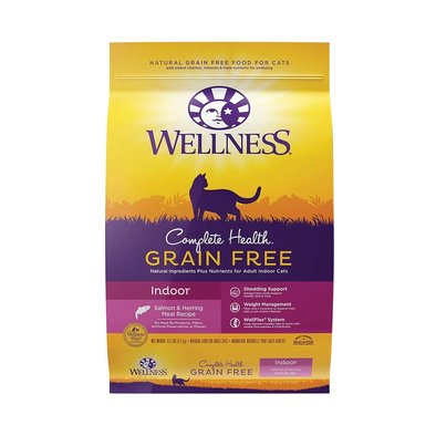 Feline Adult - GF Complete Health - Indoor - Salmon