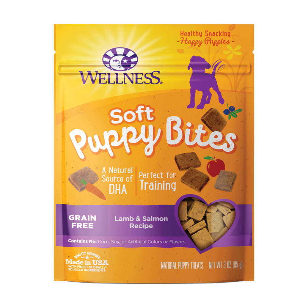 View larger image of Just For Puppy, Mini Soft Treats - 3 oz