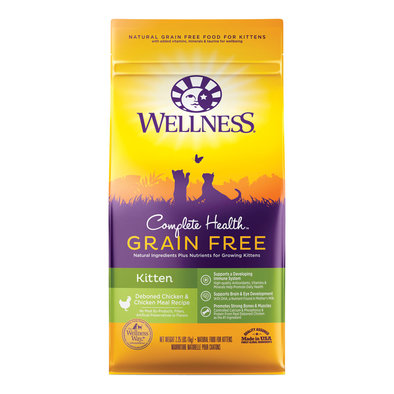 Kitten - Grain Free Complete Health - Chicken