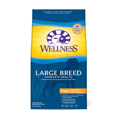Puppy Large Breed - Chicken, Salmon & Brown Rice - 13.6kg