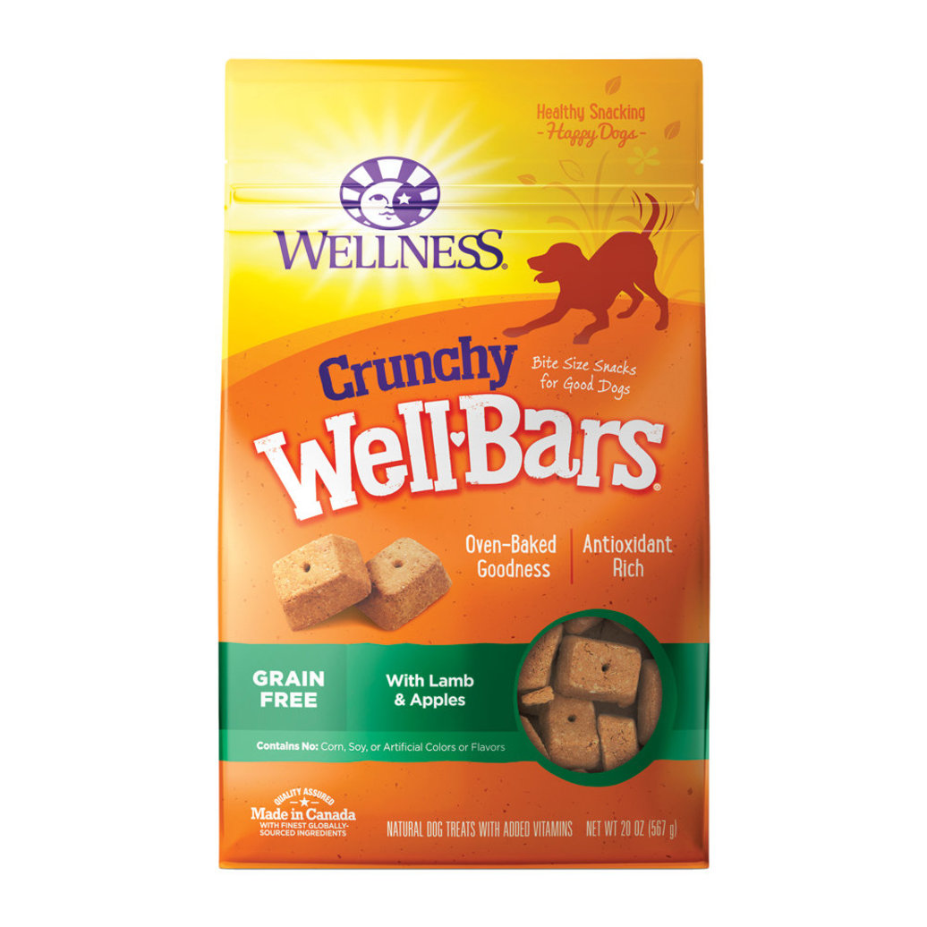 View larger image of WellBars, Lamb & Apples - 20 oz