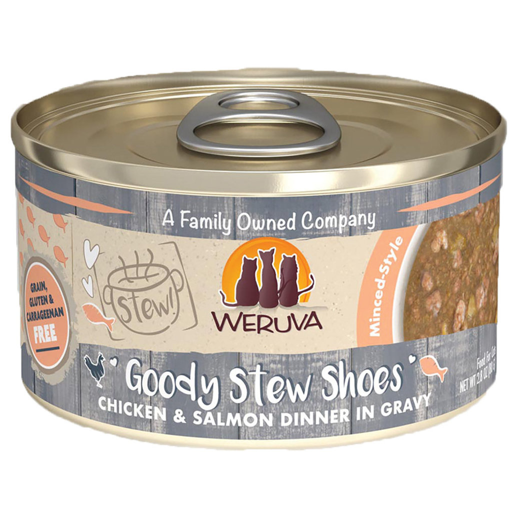 View larger image of Can, Feline Adult - Goody Stew Shoes
