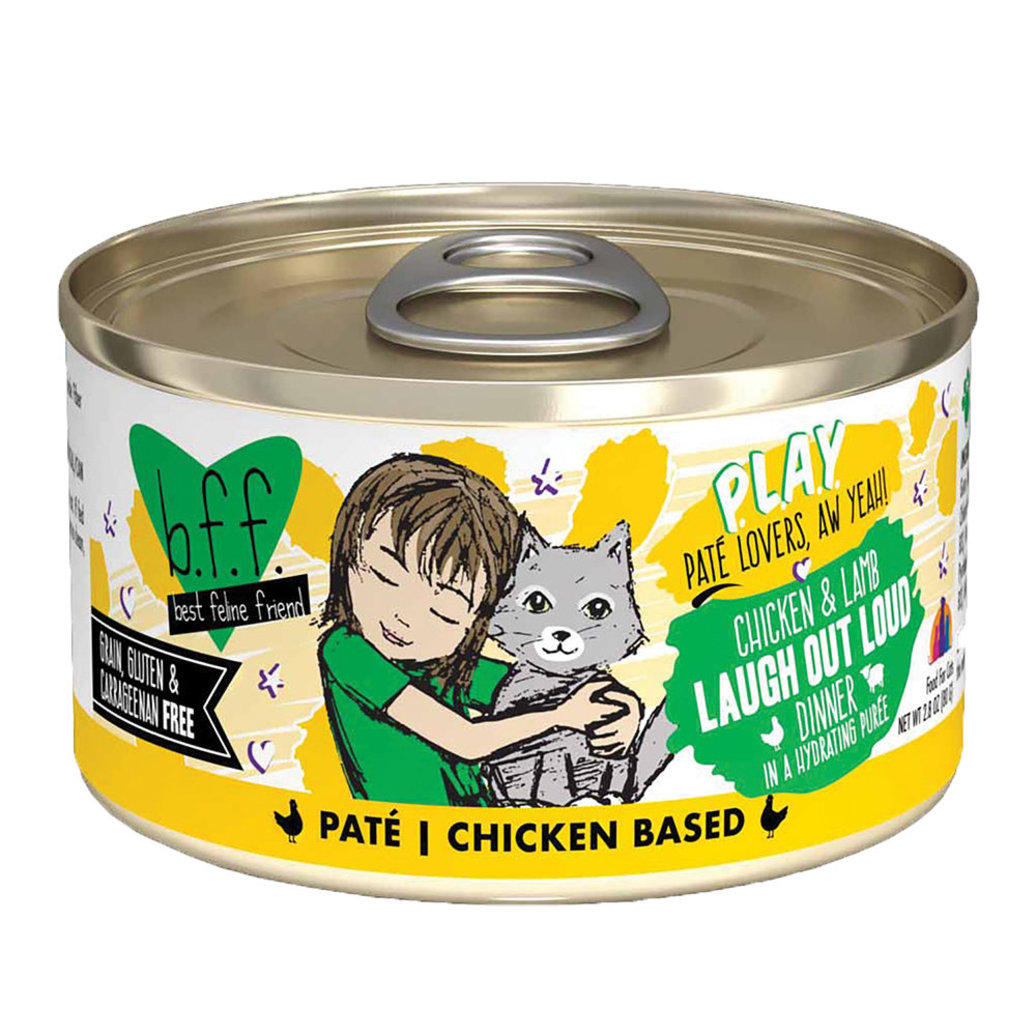 View larger image of Can, Feline Adult - LOL Chicken & Lamb - 156 g