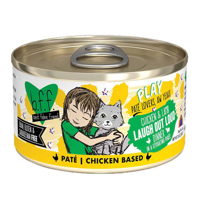 Can, Feline Adult - LOL Chicken & Lamb - 156 g