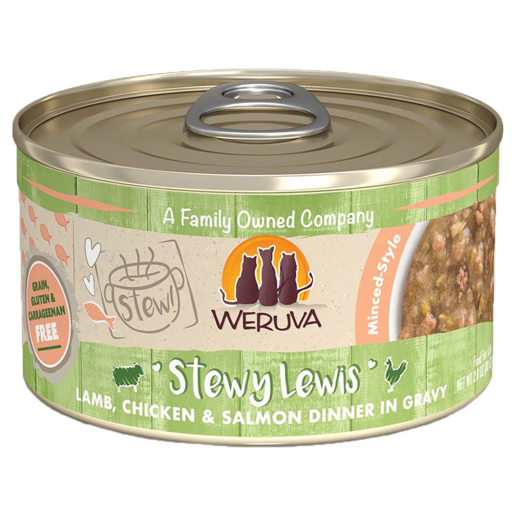 View larger image of Can, Feline Adult - Stewy Lewis
