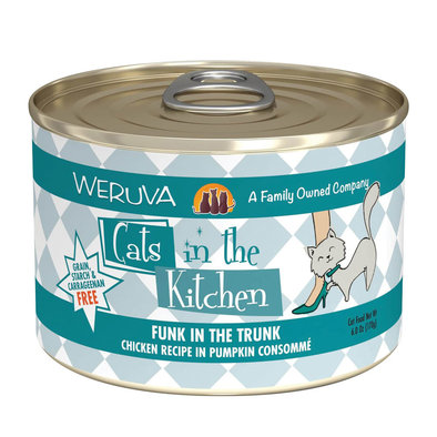 Can Feline-Funk in the Trunk-Ckn inPump Sauce-170g
