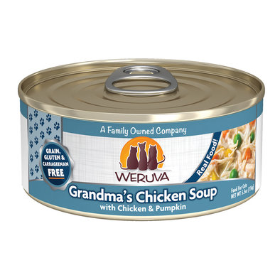 Can Feline - Grandmas Chicken Soup - 156 g