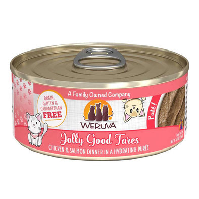 Can Feline - Jolly Good Fares - Chicken & Salmon - 156 g