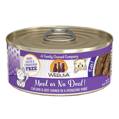Can Feline - Meal or No Deal - Chicken & Beef - 156 g
