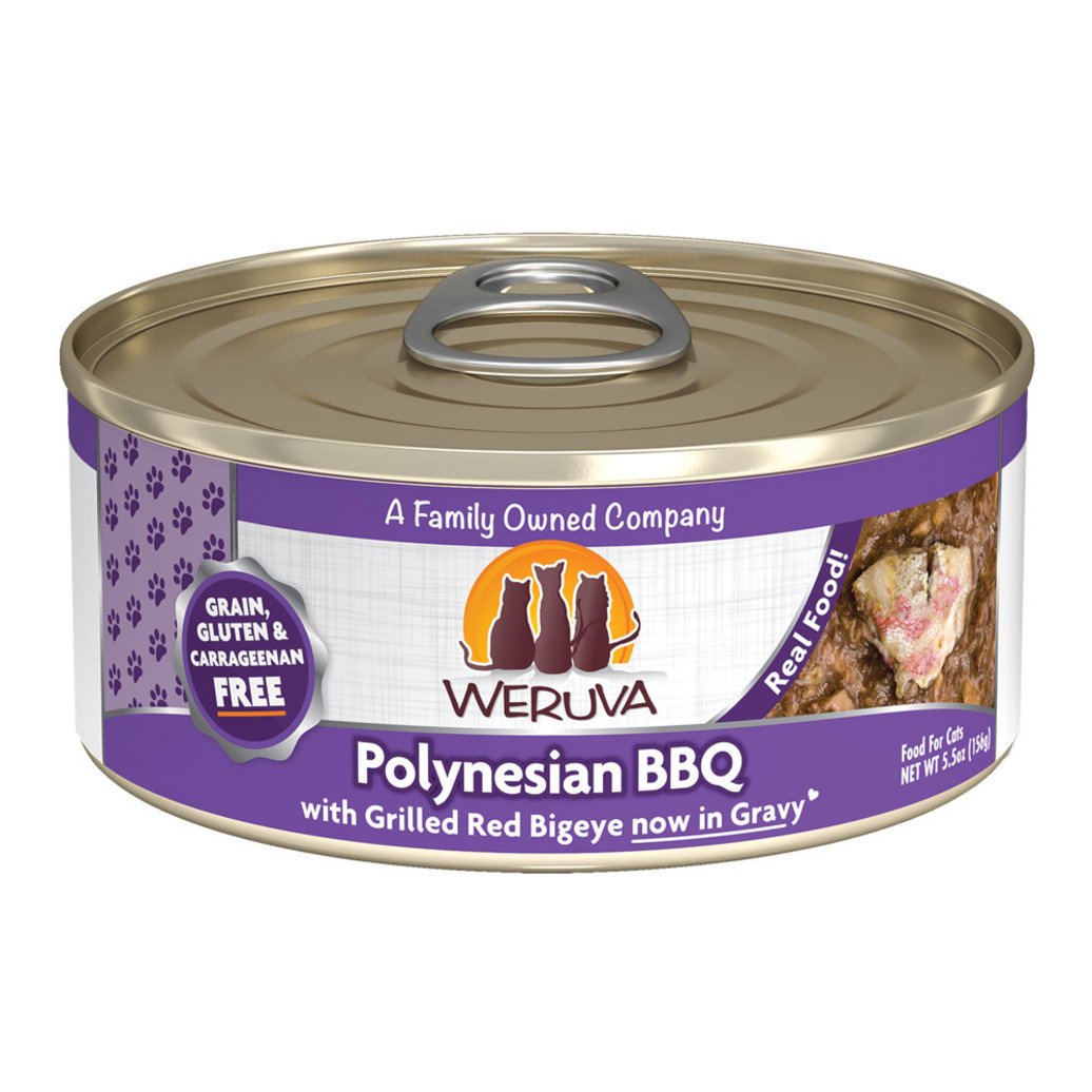 View larger image of Can Feline - Polynesian BBQ - 156 g