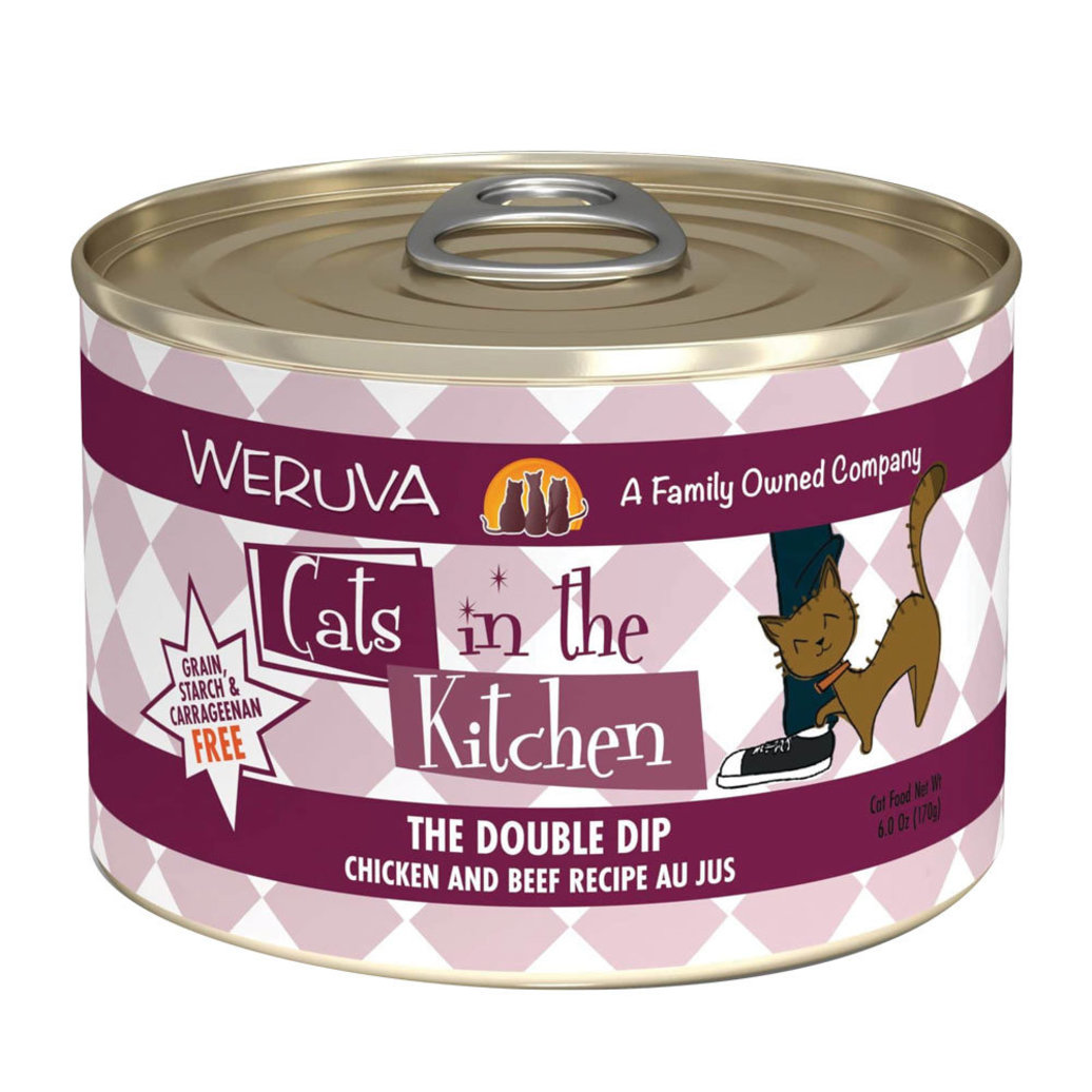 View larger image of Can Feline  - The Double Dip-Chkn&Beef - 170g