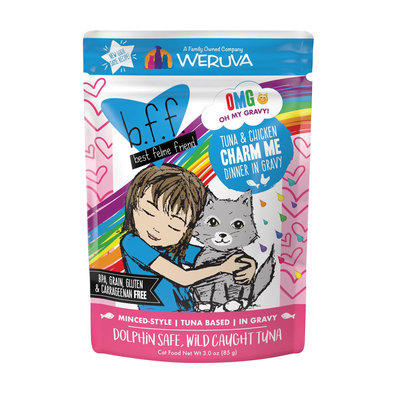 Can Feline  - Tuna & Chicken Charm Me - 85 g