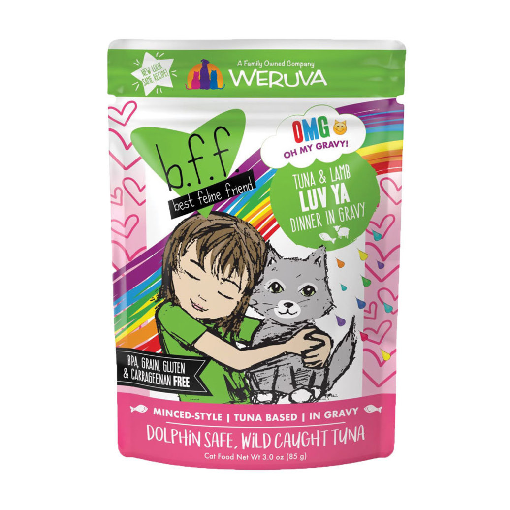 View larger image of Can Feline  - Tuna & Lamb Luv Ya - 85 g
