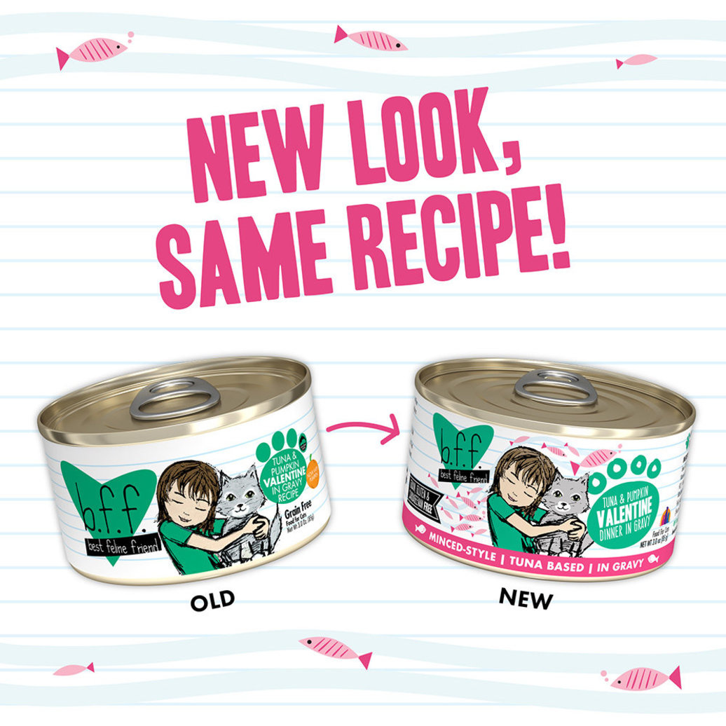 View larger image of Can Feline  - Tuna & Pumpkin Valentine - 156g