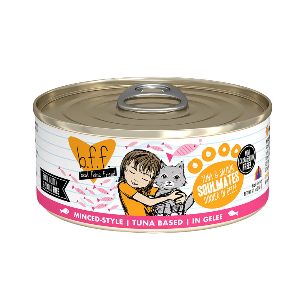 View larger image of Can Feline  - Tuna & Salmon Soulmates - 156 g