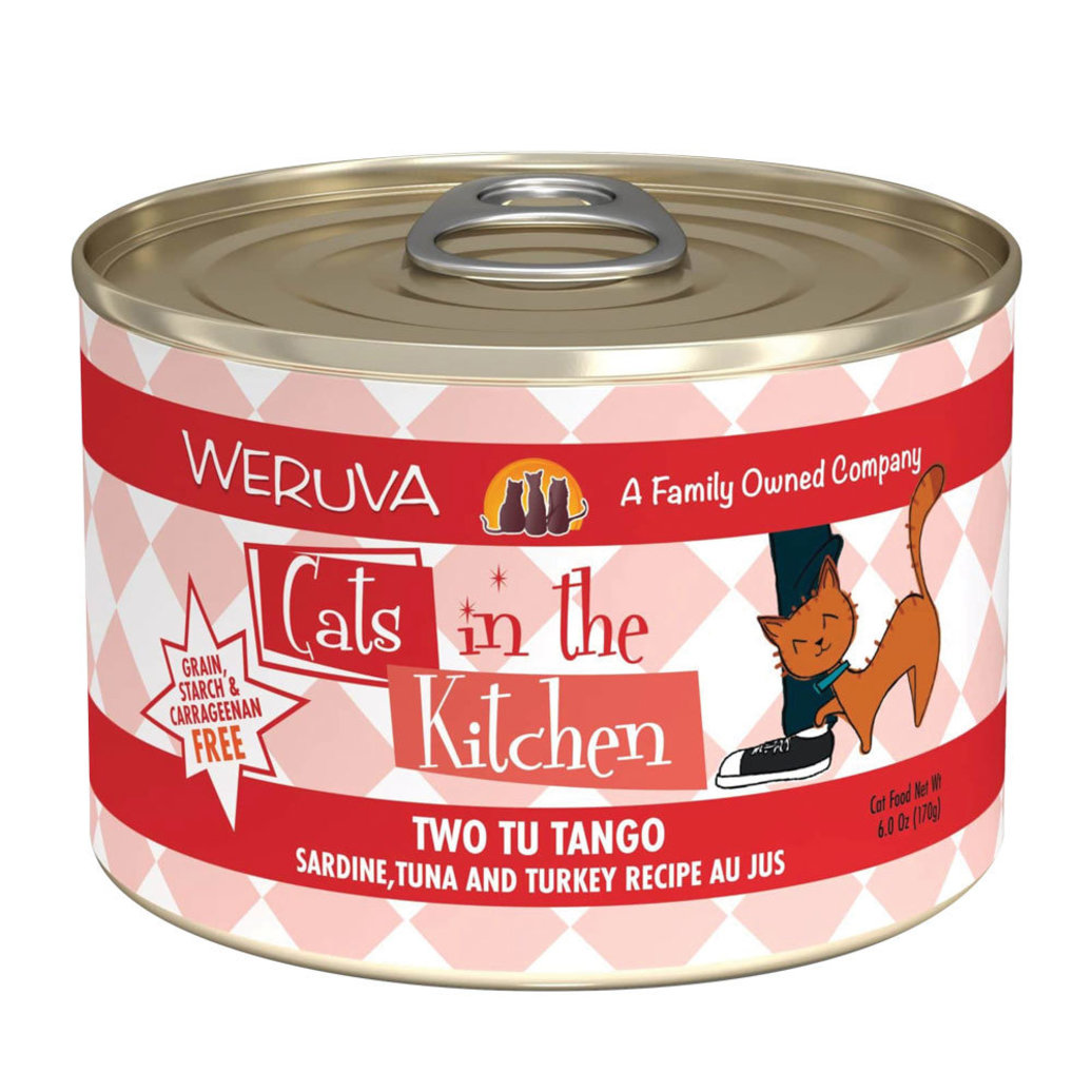 View larger image of Can Feline - Two Tu Tango - Sardine,Tuna&Trky-170g