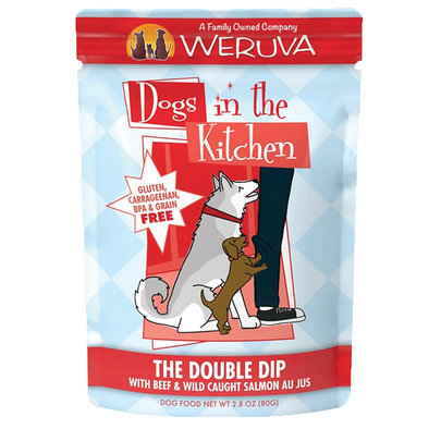 Pouch, Adult - Double Dip - 80 g
