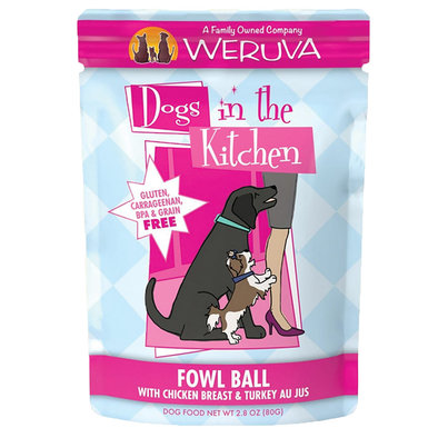 Pouch, Adult - Fowl Ball - 80 g