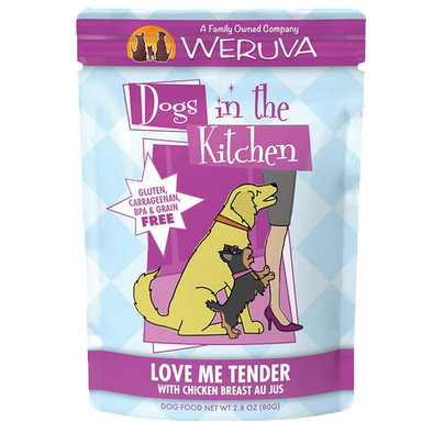 Pouch, Adult - Luv Me Tender - 80 g